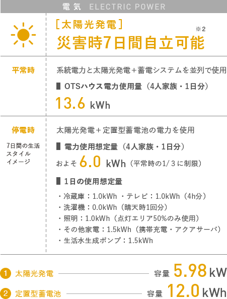 電 気 ELECTRIC POWER